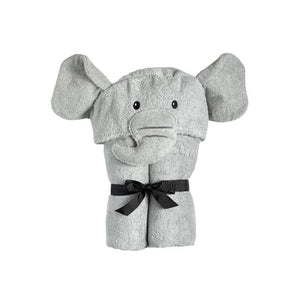 Yikes Twins - Elephant Hooded Towels