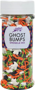 Ghost Bumps Sprinkle Mix Decoration