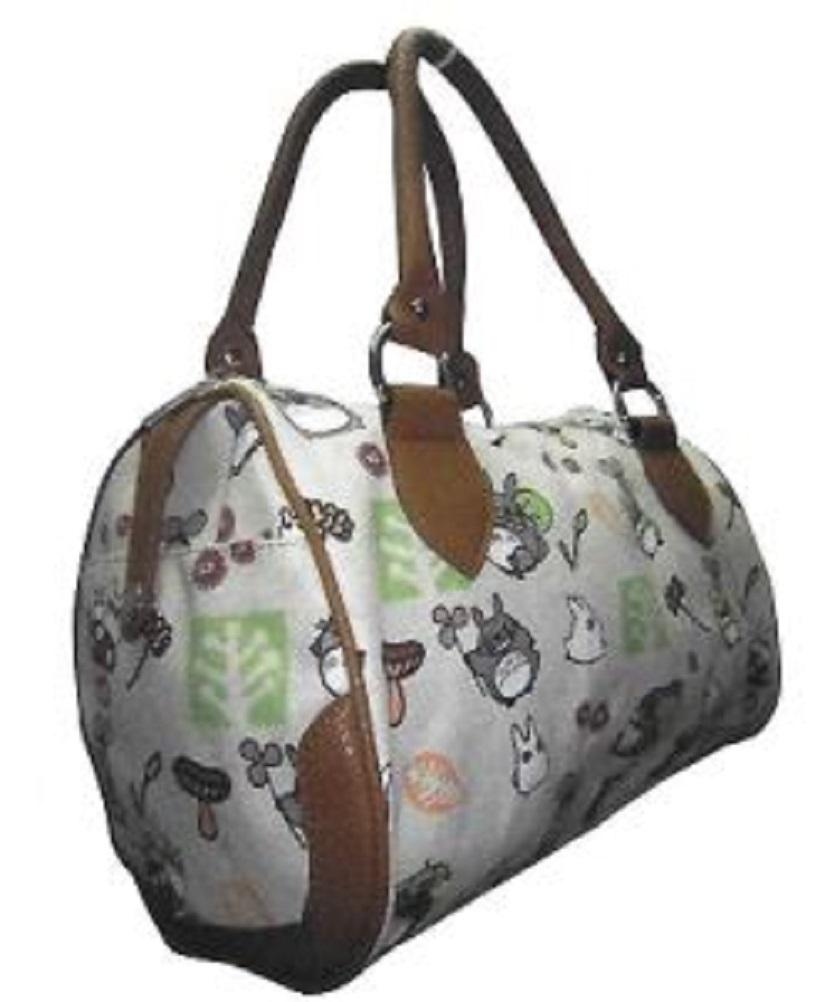 Khaki Canvas Totoro Purse - Freedom Day Sales