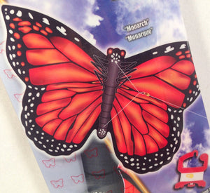 "XKites 27"" Nylon Butterfly Kite- Monarch Butterfly"