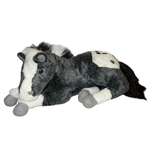 Carstens Plush Lying Horse Appaloosa 18
