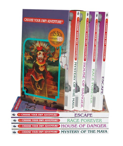 Choose Your Own Adventure Series 4 Boxed Set #2 Books 5-8 - Freedom Day Sales