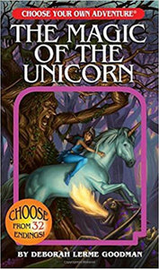 Choose Your Own Adventure Book-The Magic of the Unicorn - Freedom Day Sales