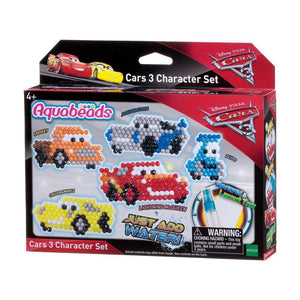 Aquabeads Cars 3 Character Set