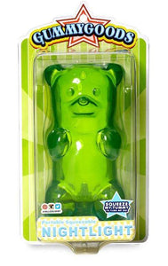 Gummy Goods Gummy Bear Nightlight- Green