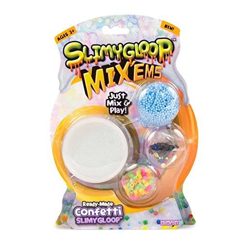 Confetti Slimy Gloop Mix ems