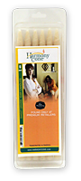 Harmony Cone Sweetgrass Ear Candles 4 Pack