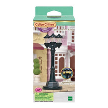Load image into Gallery viewer, Calico Critters Light Up Street Lamp