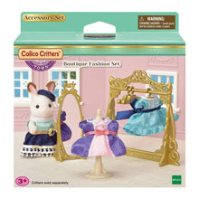 Load image into Gallery viewer, Calico Critters Boutique Fashion Set