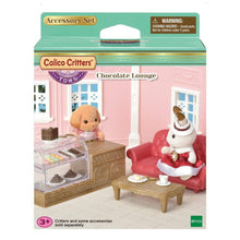 Load image into Gallery viewer, Calico Critters Chocolate Lounge
