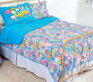 Iscream Chill Twin Comforter
