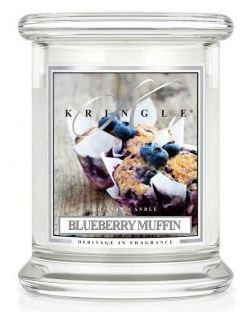 8.5oz Classic Kringle Candle: Blueberry Muffin