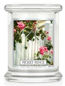 4.5 oz Small Classic Tumbler: Picket Fence