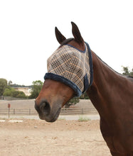 Load image into Gallery viewer, Kensington Fly Mask with Fleece Trim