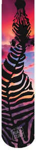 Wild Habitat Sublimation Socks- Giraffe Colors
