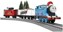 Load image into Gallery viewer, Lionel Thomas Christmas Freight Train Set - O-Gauge