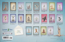 Load image into Gallery viewer, Leanin Tree Yoga Cats and Dogs Greeting Cards Assortment #90767