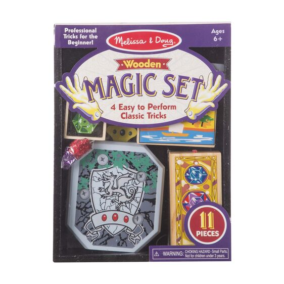 Wooden Magic Set 1280