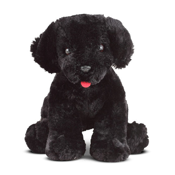 Melissa & Doug Benson Black Lab 7484