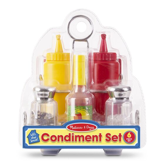 Melissa & Doug Condiments Set 9358