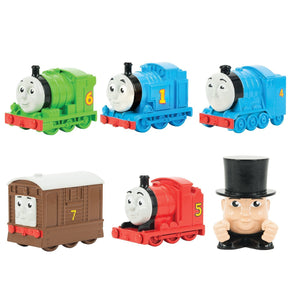 Mashems Thomas the Train and Friends Capsule Blind Pack, SINGLE
