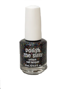 Polish Me Silly Flakie Polish-Aftershock