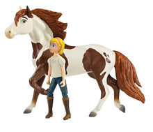 Load image into Gallery viewer, Breyer Horses Boomerang and Abigail Small Gift Set