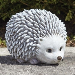 "6.25""H Hedgehog Statue with Bluetooth Speaker"