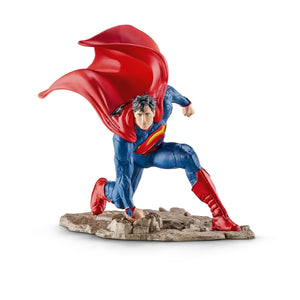 Schleich DC Superman Kneeling