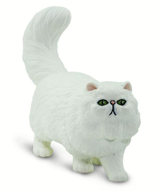 Safari Persian Cat Figure