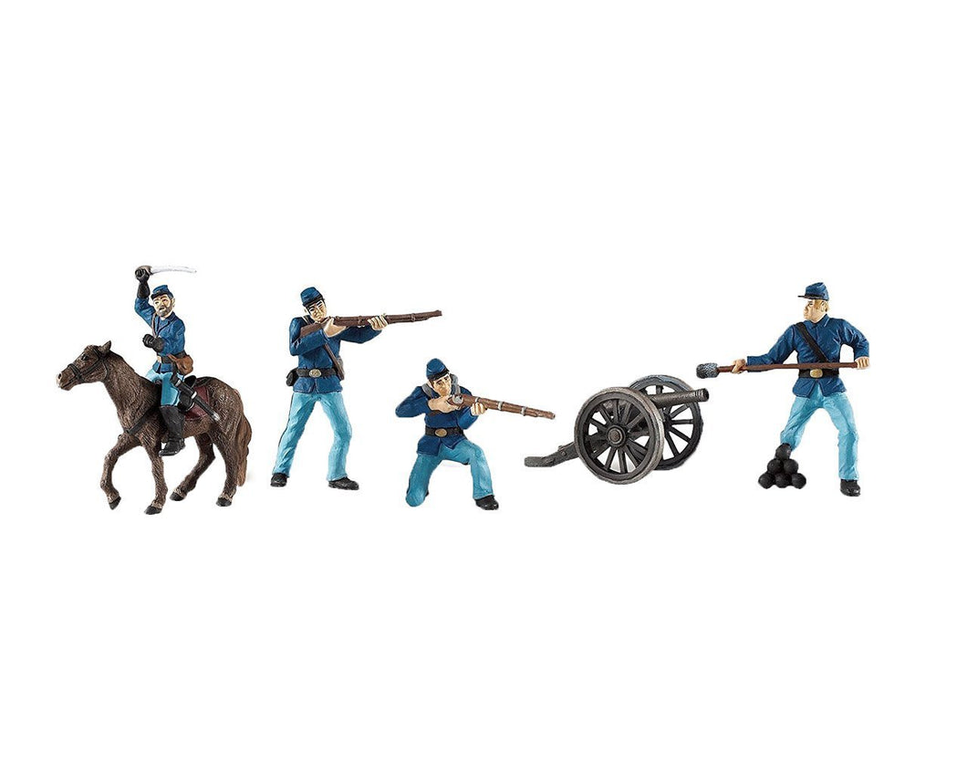 Safari Civil War Union Soldiers Collection 2 Toob