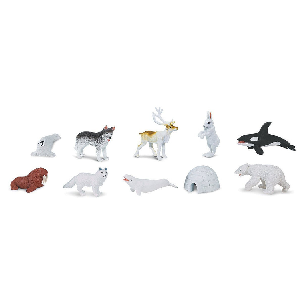 Safari Arctic Animals Toob - Freedom Day Sales
