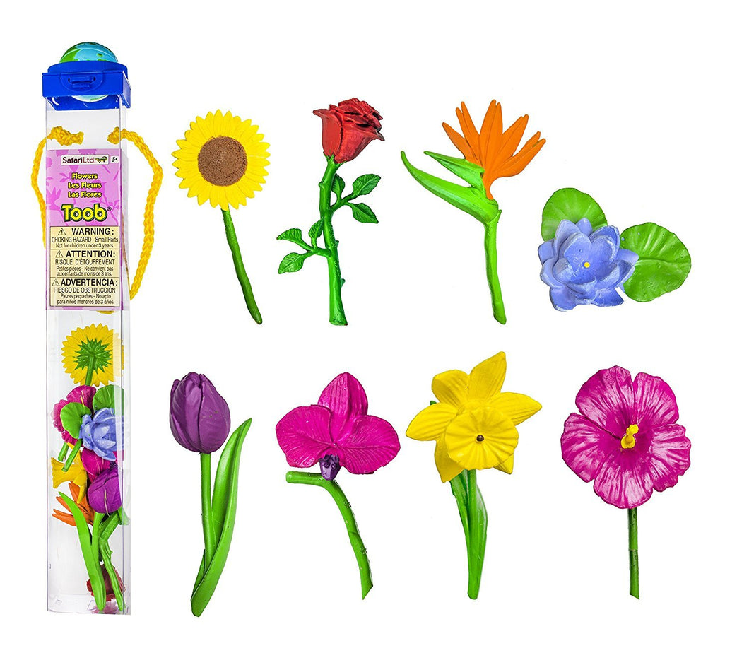 Safari Flowers Toob - Freedom Day Sales