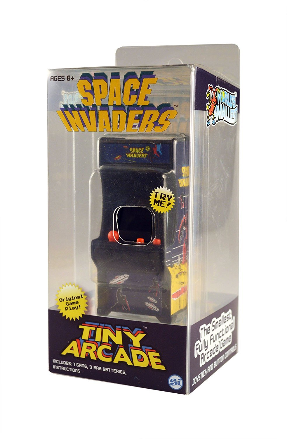 Tiny Arcade Game- Space Invaders