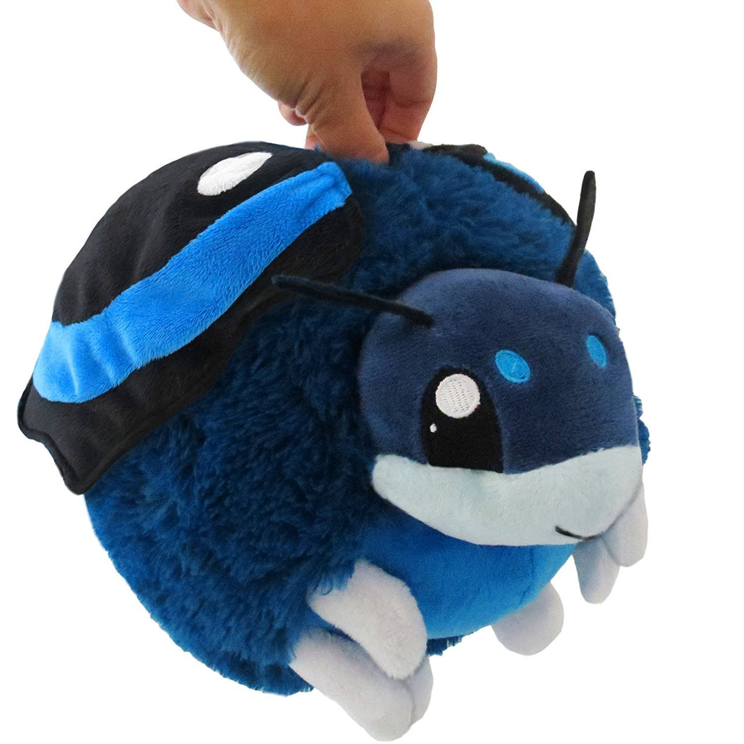 Mini Squishable Blue Butterfly 7