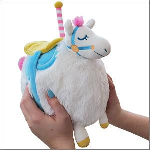 Mini Squishable Carousel Horse 7""