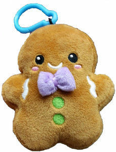 Micro Squishable Gingerbread Man 3""