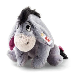Winnie the Pooh: Disney Miniature Eeyore 9in Mohair Limited Edition Steiff