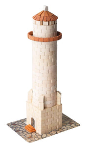Wise Elk Lighthouse 500pcs Mini Bricks Construction Set