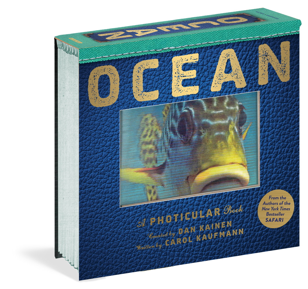 OCEAN A Photicular Book