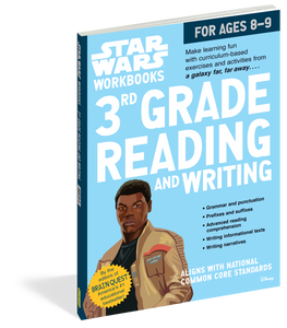 STAR WARS WORKBOOK: GRADE 3 READING & WRITING