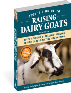 STOREY'S GUIDE TO RAISING DAIRY GOAT 5TH ED
