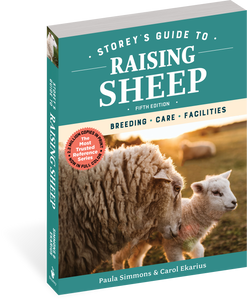 STOREY'S GUIDE TO RAISING SHEEP 5TH ED