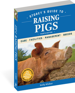 STOREY'S GUIDE TO RAISING PIGS 4TH ED