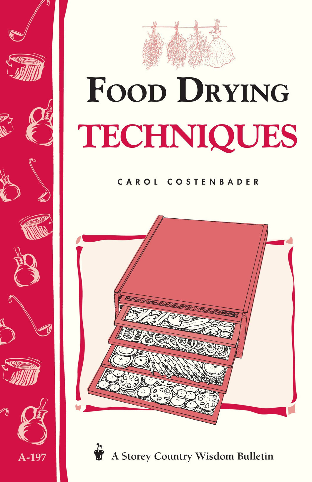 FOOD DRYING TECHNIQUES A-197