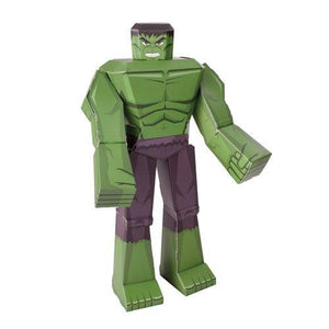 "12"" Hulk Marvel Papercraft Action Figure"