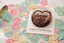Load image into Gallery viewer, The Shining Candy Heart Brooch - Feelin' Fine