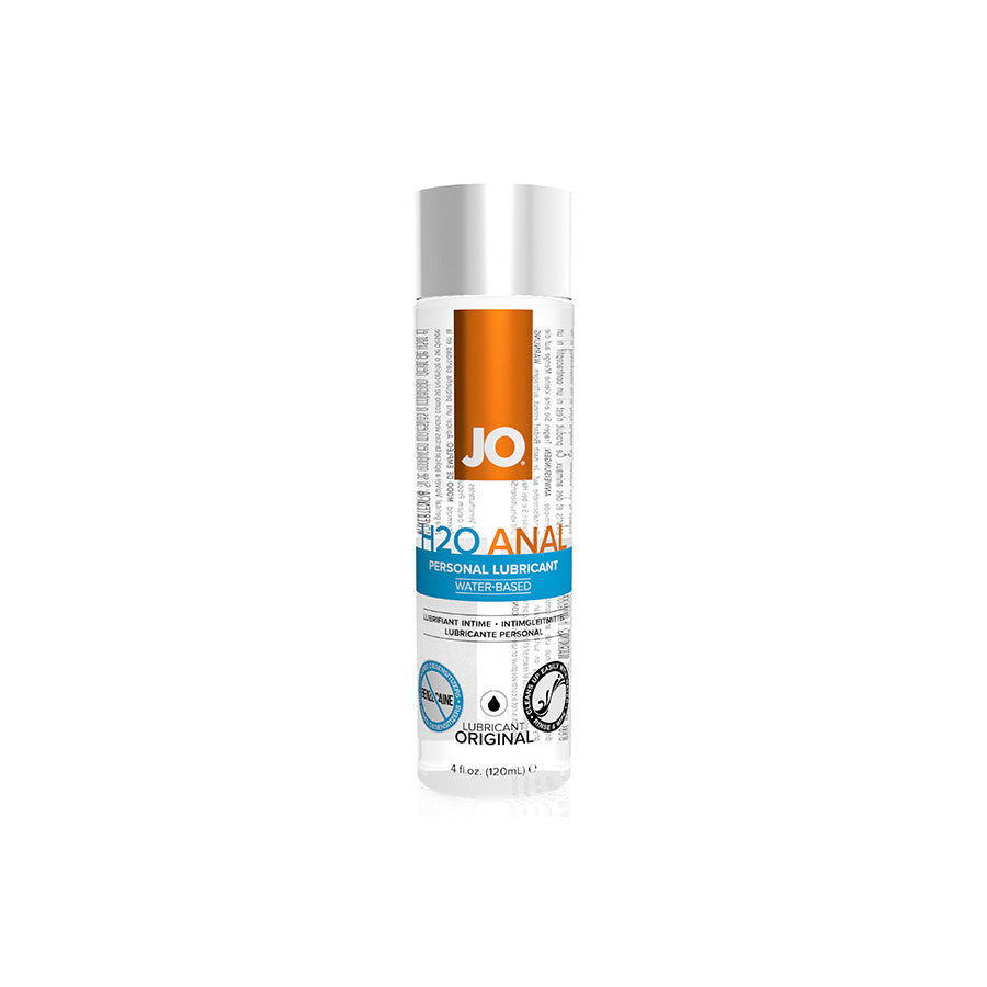 SYSTEM JO - ANAL H2O LUBRICANT 120 ML