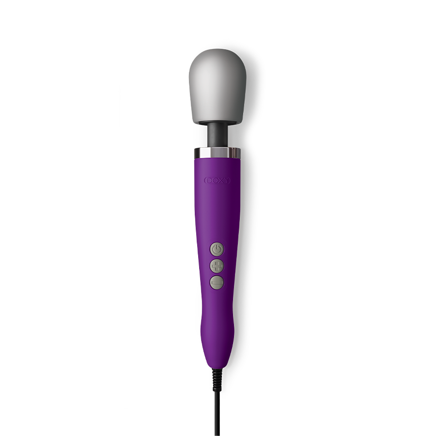 Doxy Original Massager - Purple