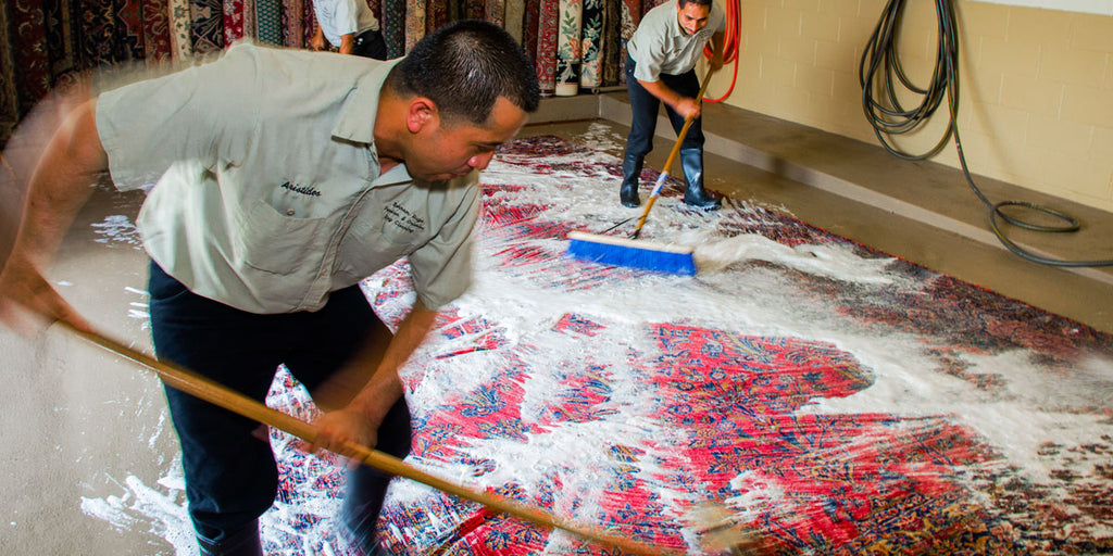 Philadelphia Oriental Carpet Cleaning